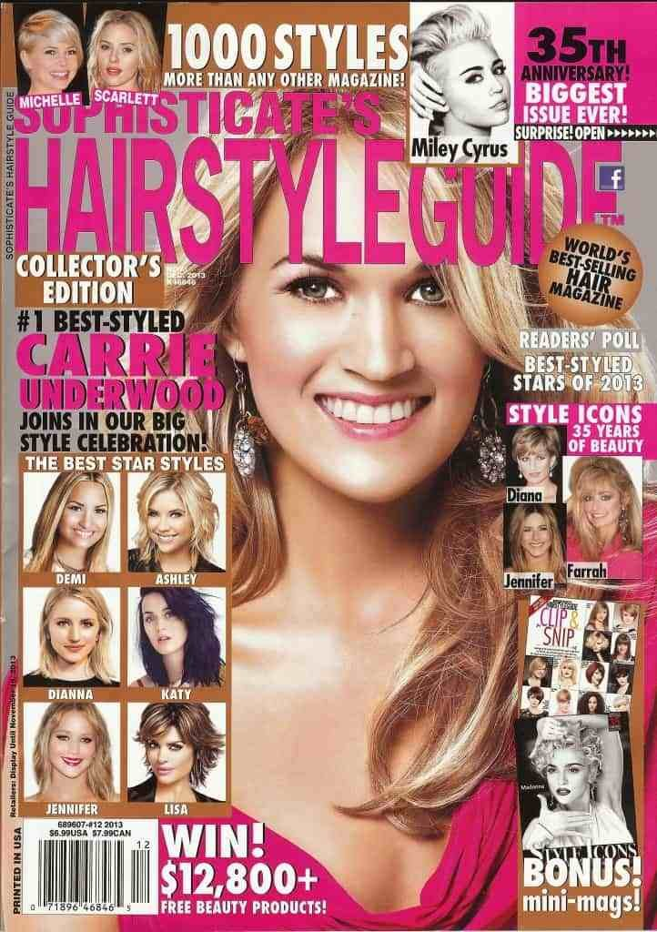 The Best Hairstyles Guide Magazine Hairstyles By Unixcode Pictures