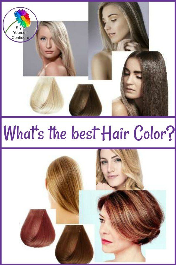 The Best What S The Best Hair Color For Your Skin Tone Pictures
