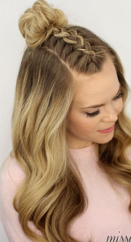 The Best Latest Party Hairstyles Tutorial Step By Step 2018 2019 Pictures