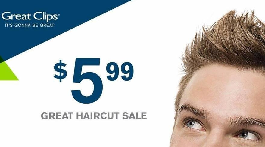 The Best Great Clips 5 99 Haircut 4 22 4 29 Ship Saves Pictures