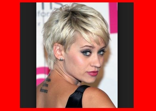 The Best Short Hairstyles Easy Take Care Sophie Hairstyles 15597 Pictures