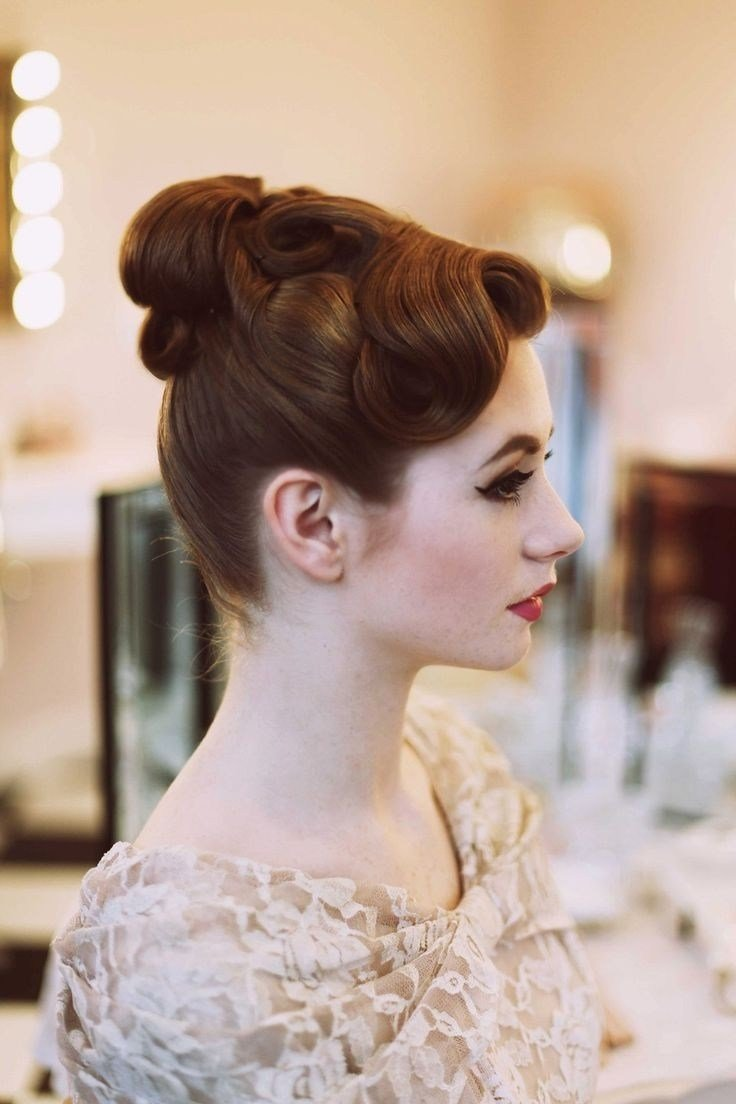 The Best 1950 S Bridal Hairstyles Fade Haircut Pictures