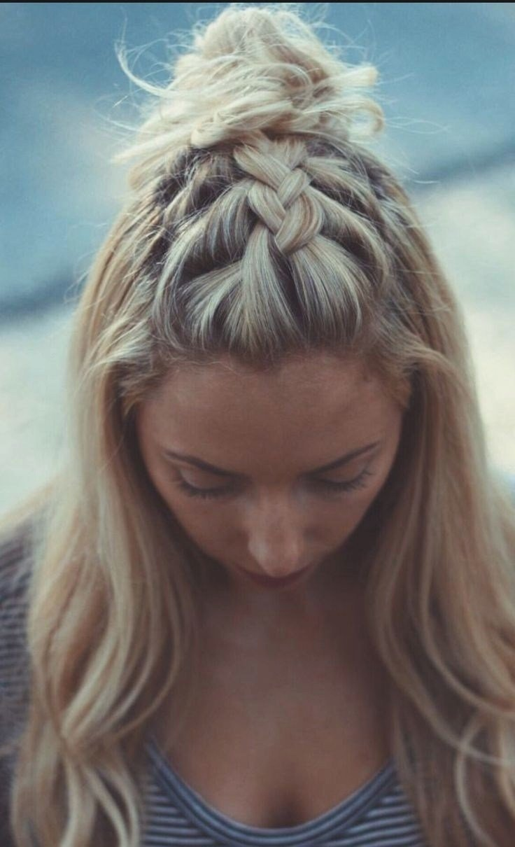 The Best Easy French Braid Hairstyles Fade Haircut Pictures