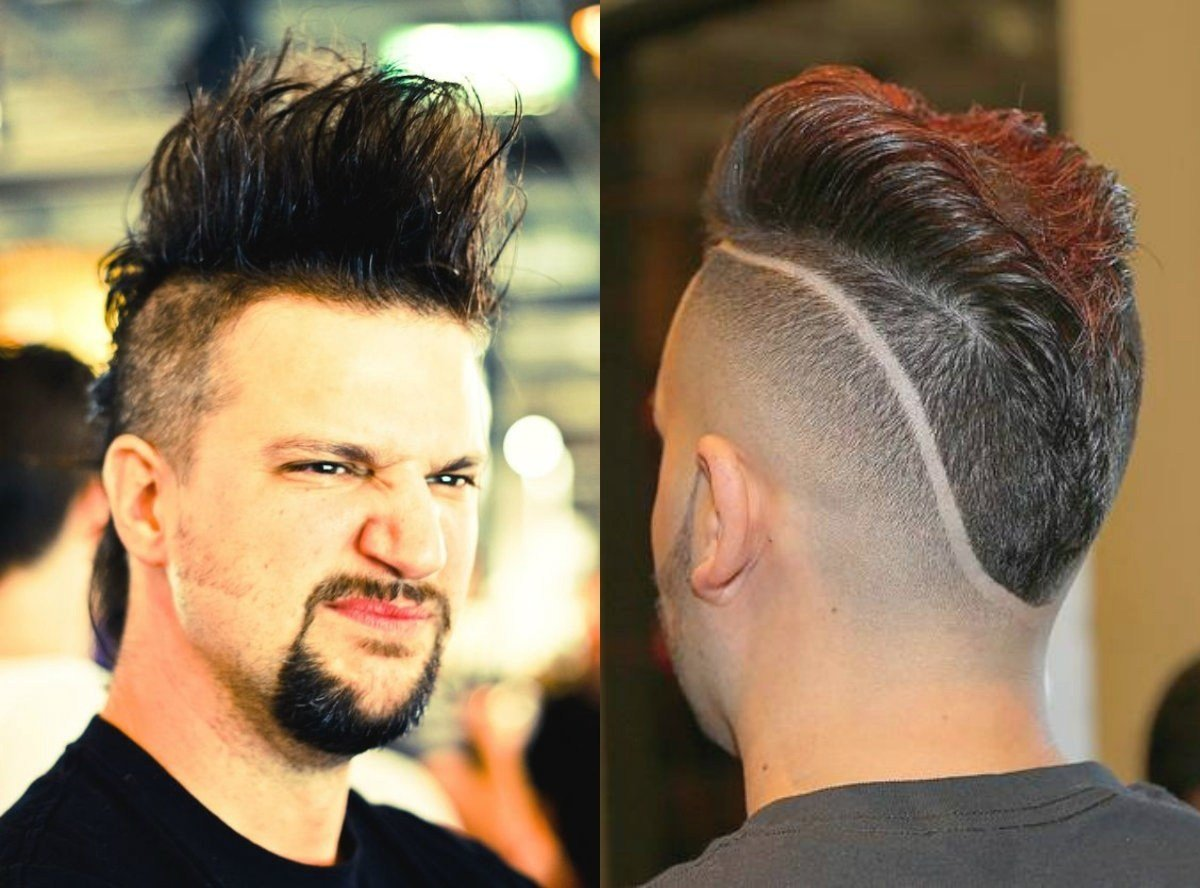 The Best Euro Fade Haircut Haircuts Models Ideas Pictures
