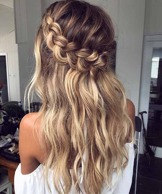 The Best 15 Easy Hairstyles For Long Thick Hair To Make You Want Pictures