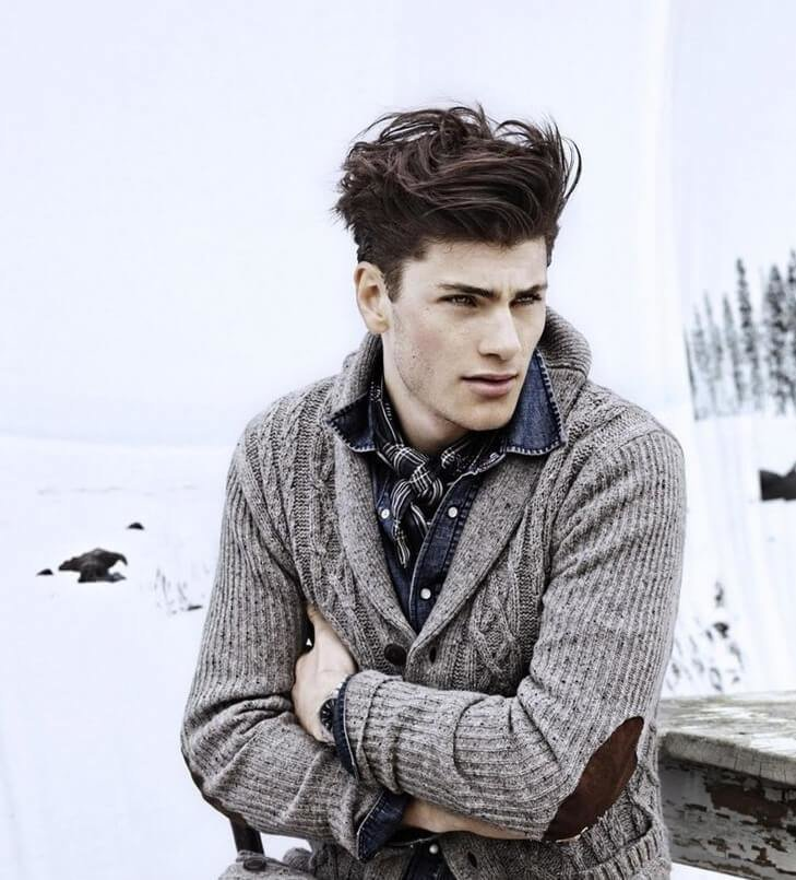 The Best 21 Popular Men S Hairstyles For Winter 2014 Hairstyles Pictures