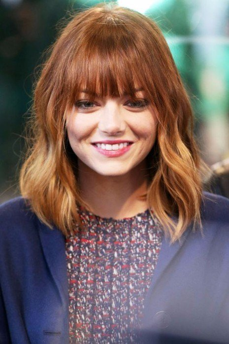 The Best 37 Haircuts For Medium Length Hair Hairstyles Haircuts Pictures