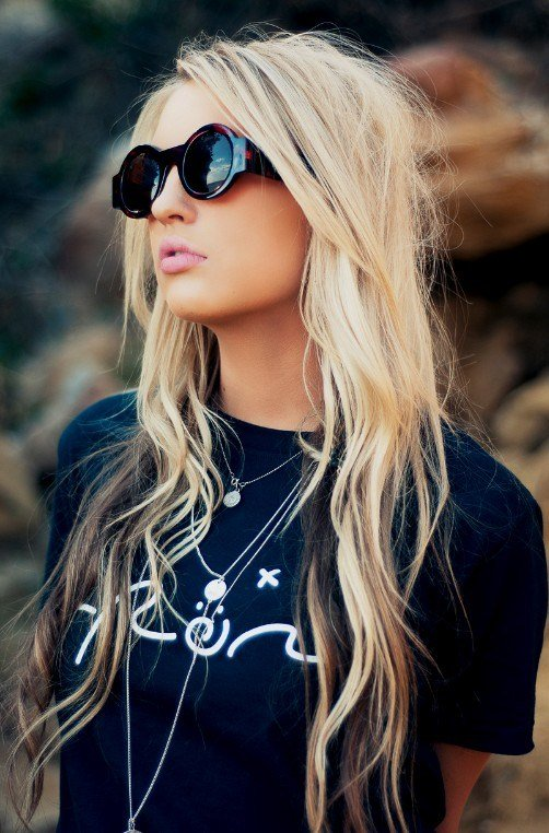 The Best Girls Hair Ideas Long Blonde Tousled With Beautiful Pictures