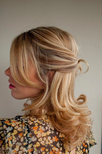 The Best Wedding Hair Idea Twisted Half Up Half Down Hairstyle Hairstyles Weekly Pictures
