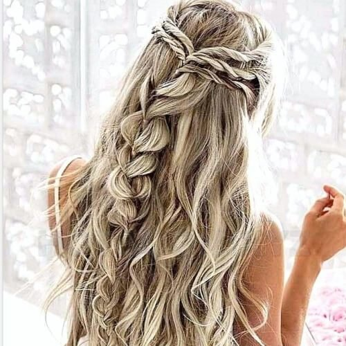 The Best 50 Delicate Bridesmaid Hairstyles Hair Motive Hair Motive Pictures
