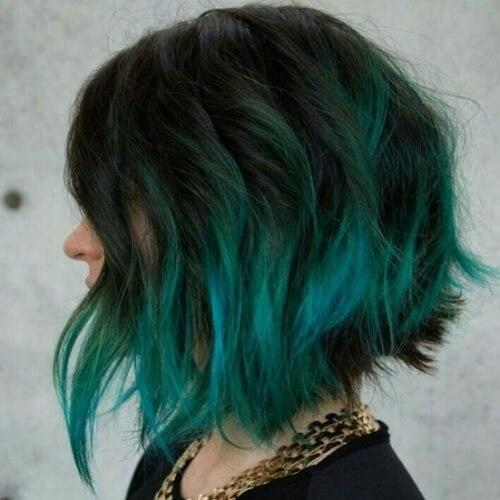 The Best 50 Teal Hair Color Inspiration For An Instant Wow Hair Pictures