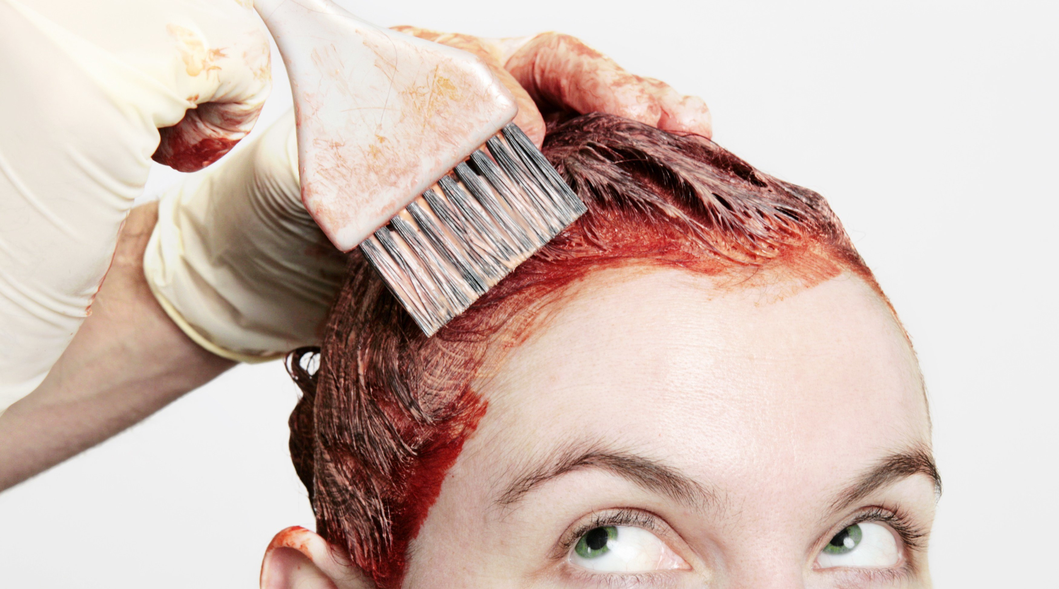 The Best Use Hair Dye Watch For Red Flags With Salon Or Box Color Pictures