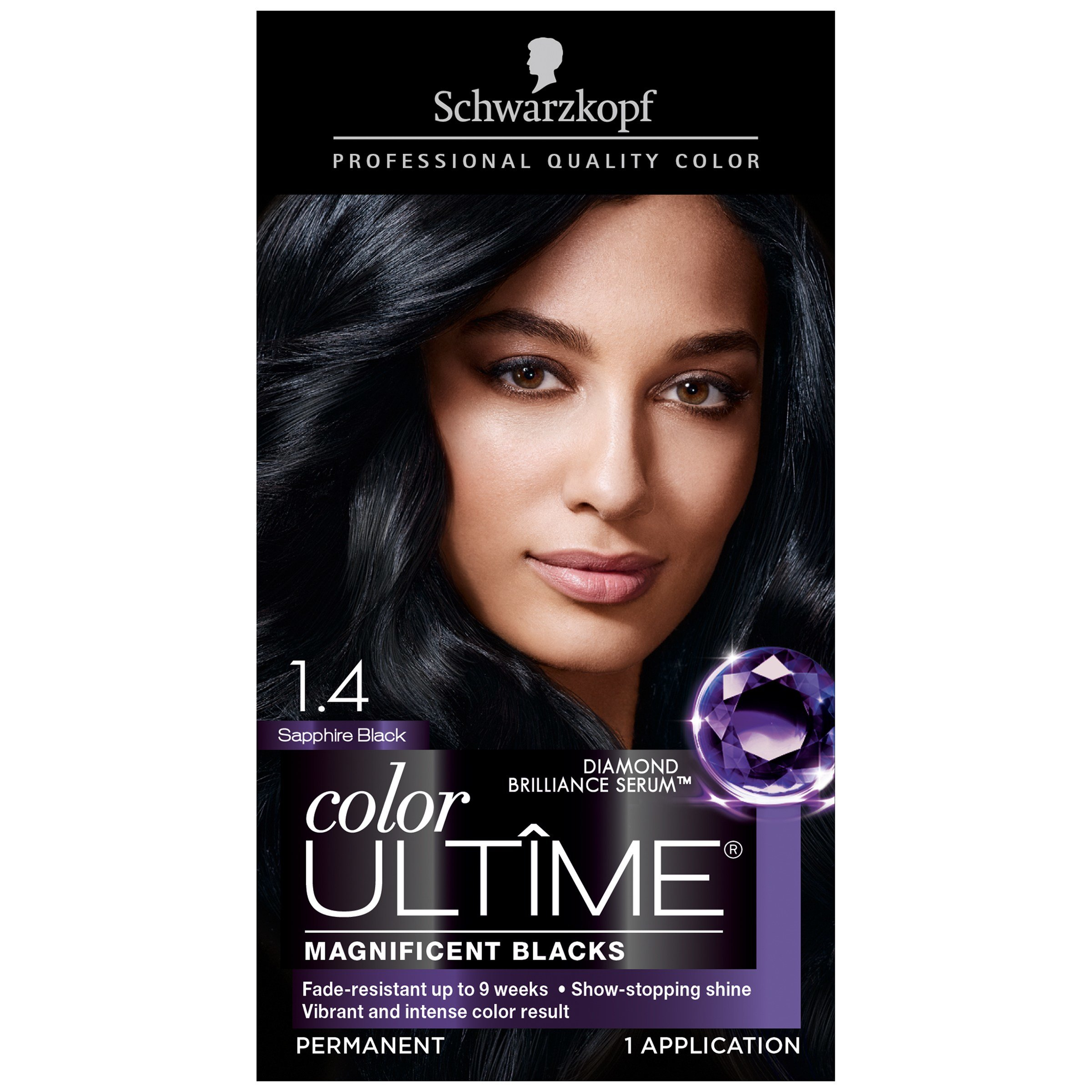 The Best Schwarzkopf Color Ultime Permanent Hair Color Cream 1 4 Pictures