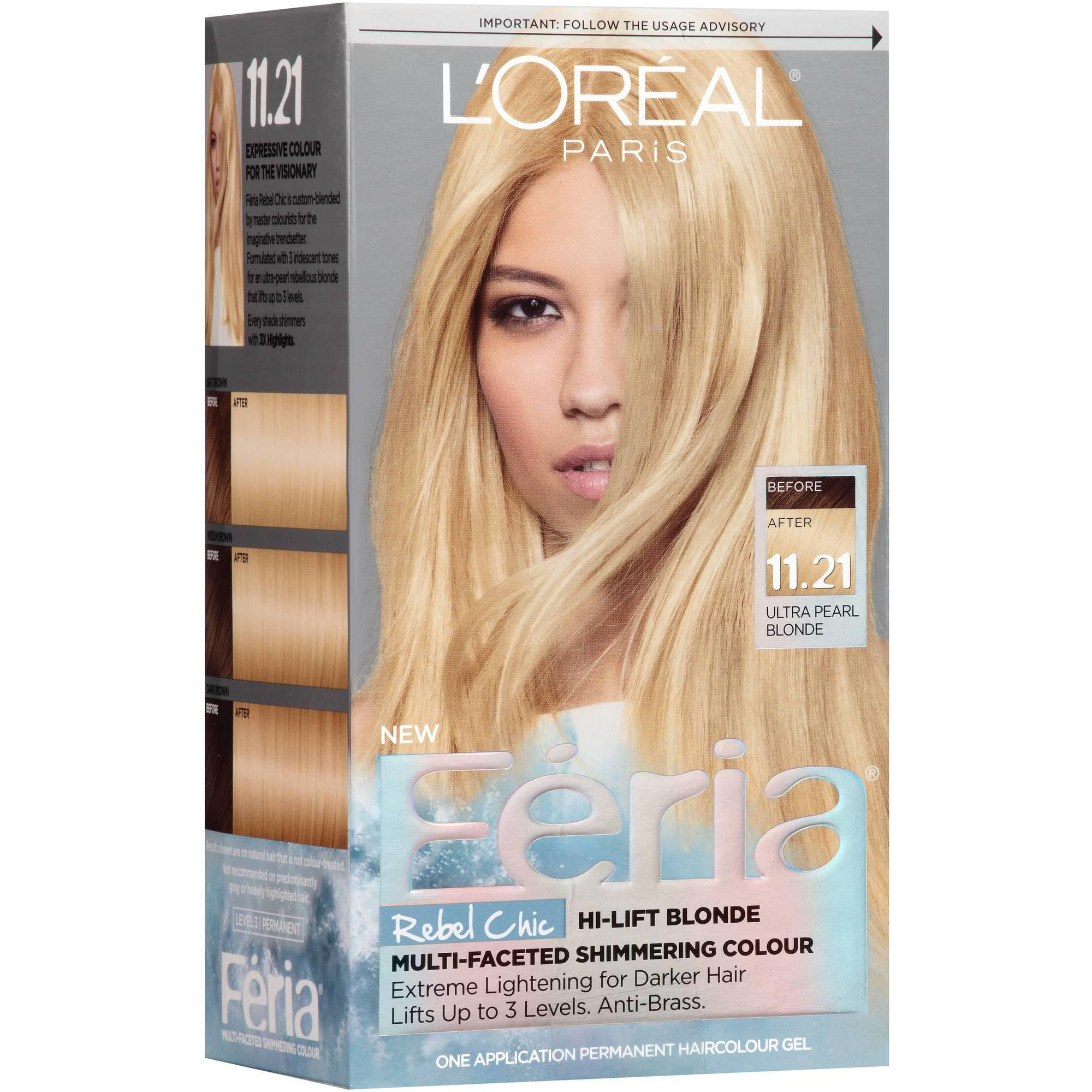 The Best L Oreal Paris Feria Multi Faceted Shimmering Color Pictures