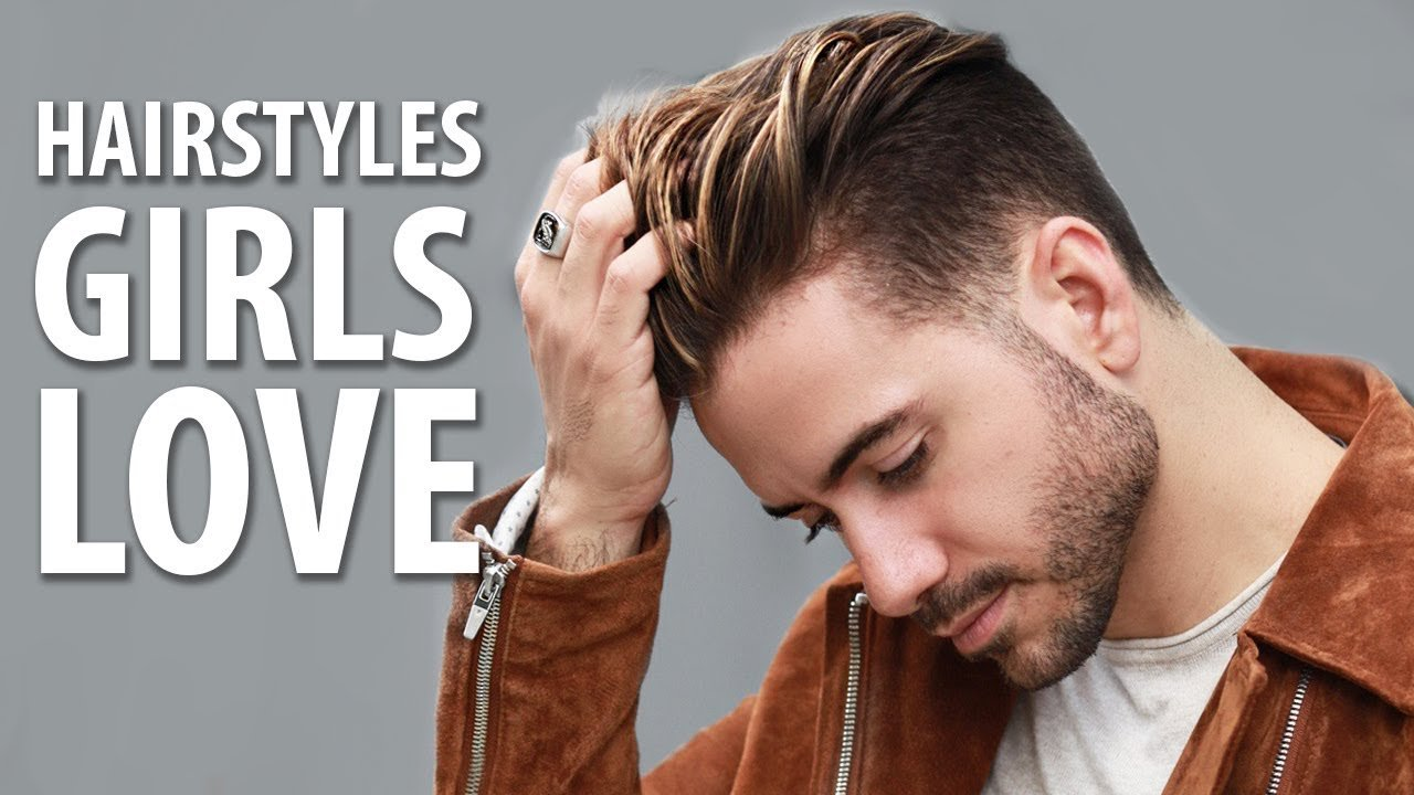 The Best 5 Hairstyles Girls Love On Guys Best Men S Hairstyles Pictures