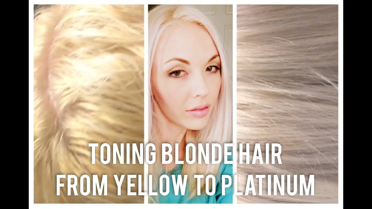 The Best Diy • Toning Bleached Blonde Hair From Brassy To Platinum Pictures