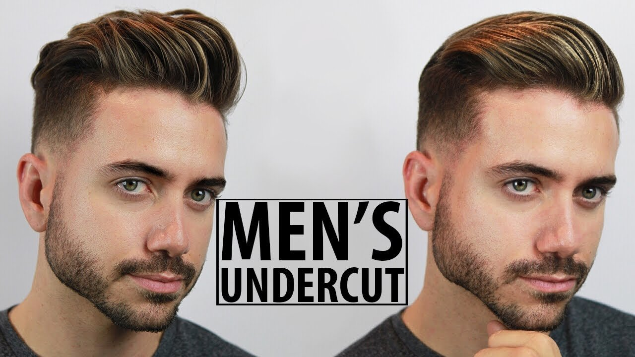 The Best Disconnected Undercut Haircut And Style Tutorial 2 Pictures
