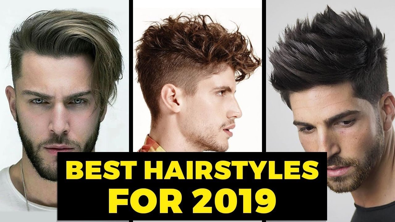 The Best Best Men S Hairstyles For 2019 Men S Haircut Trends Pictures