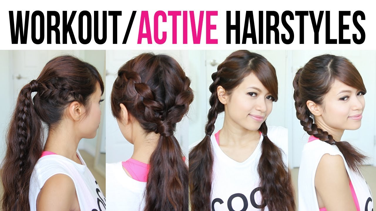 The Best Cute Easy Back To School Gym Hairstyles For Medium To Pictures