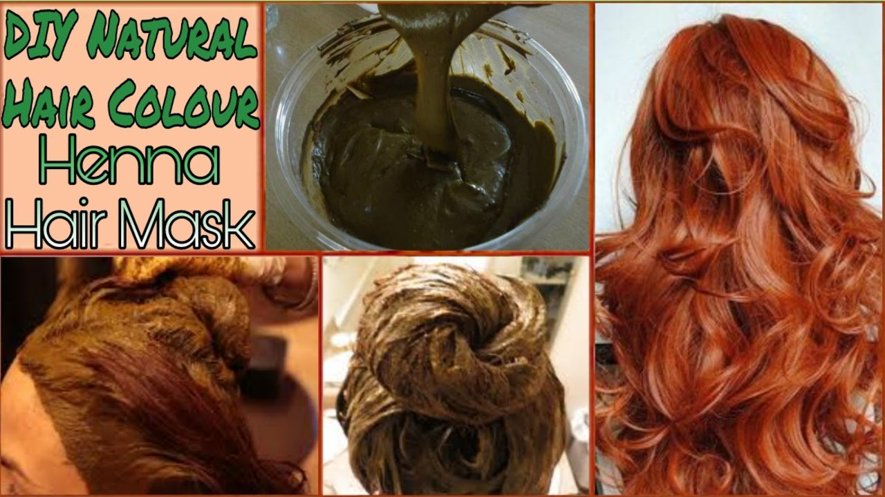 The Best Diy Natural Hair Color In Hindi How To Make Henna Hair Pictures