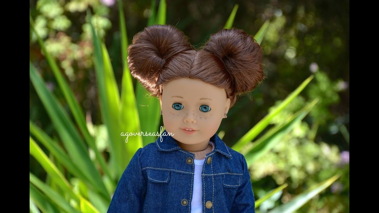 The Best American Girl Doll Hairstyles Saige 2013 Youtube Pictures