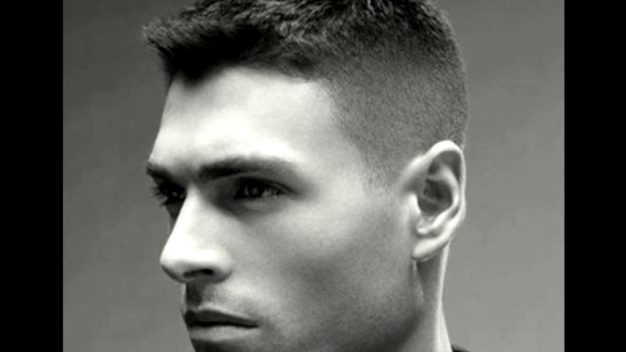 The Best Men's Crew Cut Hairstyle Youtube Pictures
