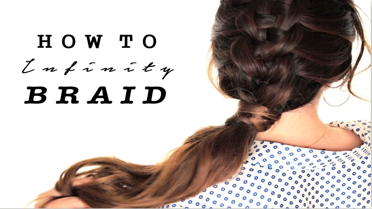 The Best How To Zipper Braid Your Own Hair Tutorial Cute Pictures