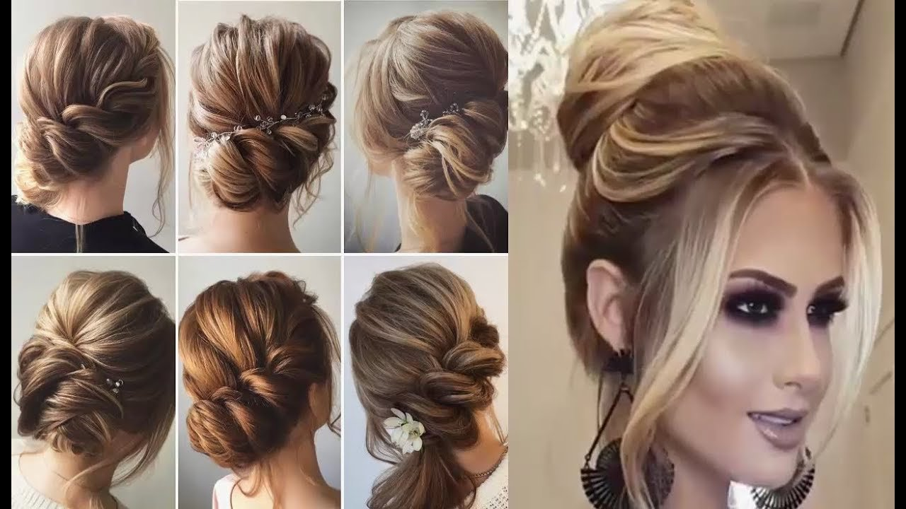 The Best Easy Party Hairstyles Christmas Party Hairstyles Pictures