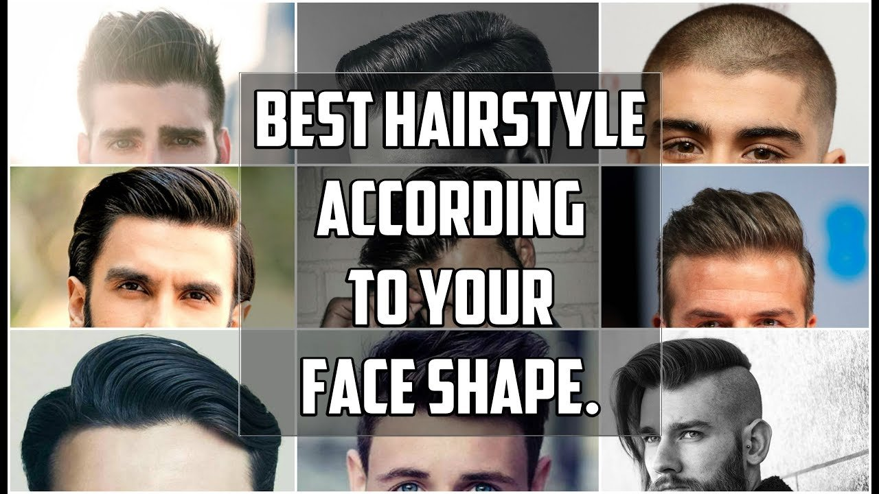 The Best How To Choose The Best Hairstyle For Your Face Shape Men Pictures