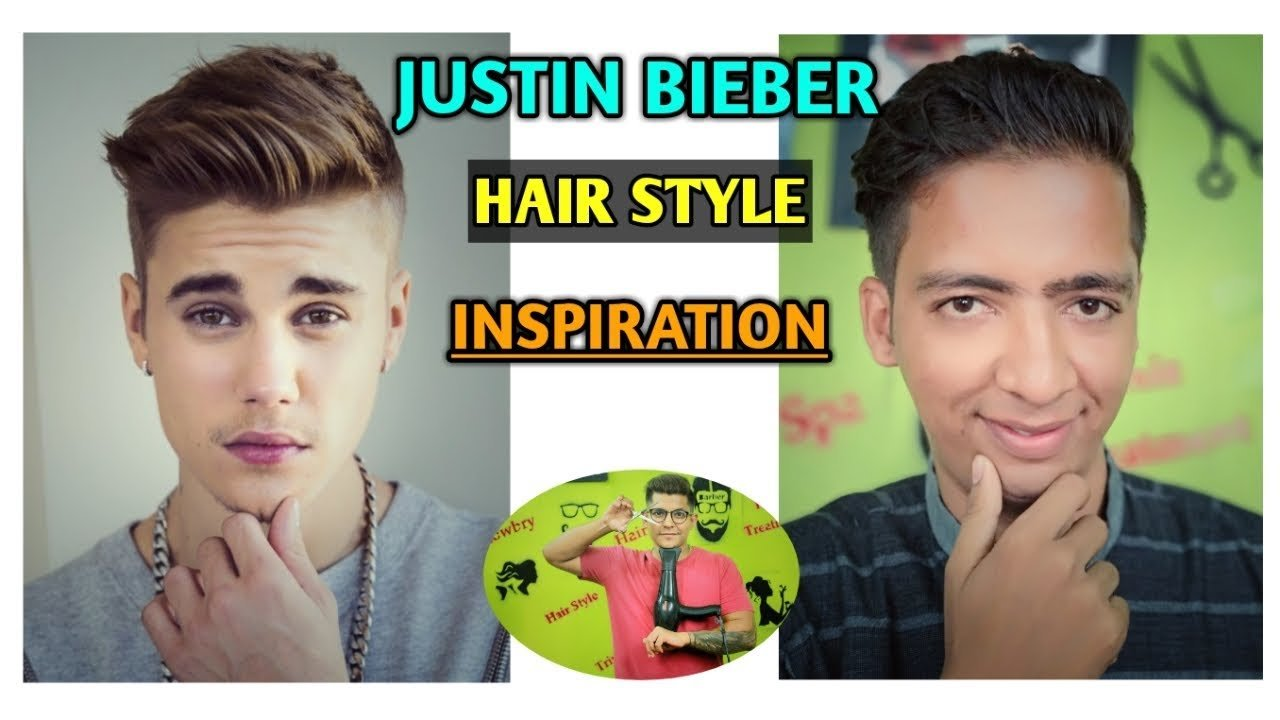 The Best Justin Bieber Hairstyle Haircut Tutorial 2018 Men Pictures