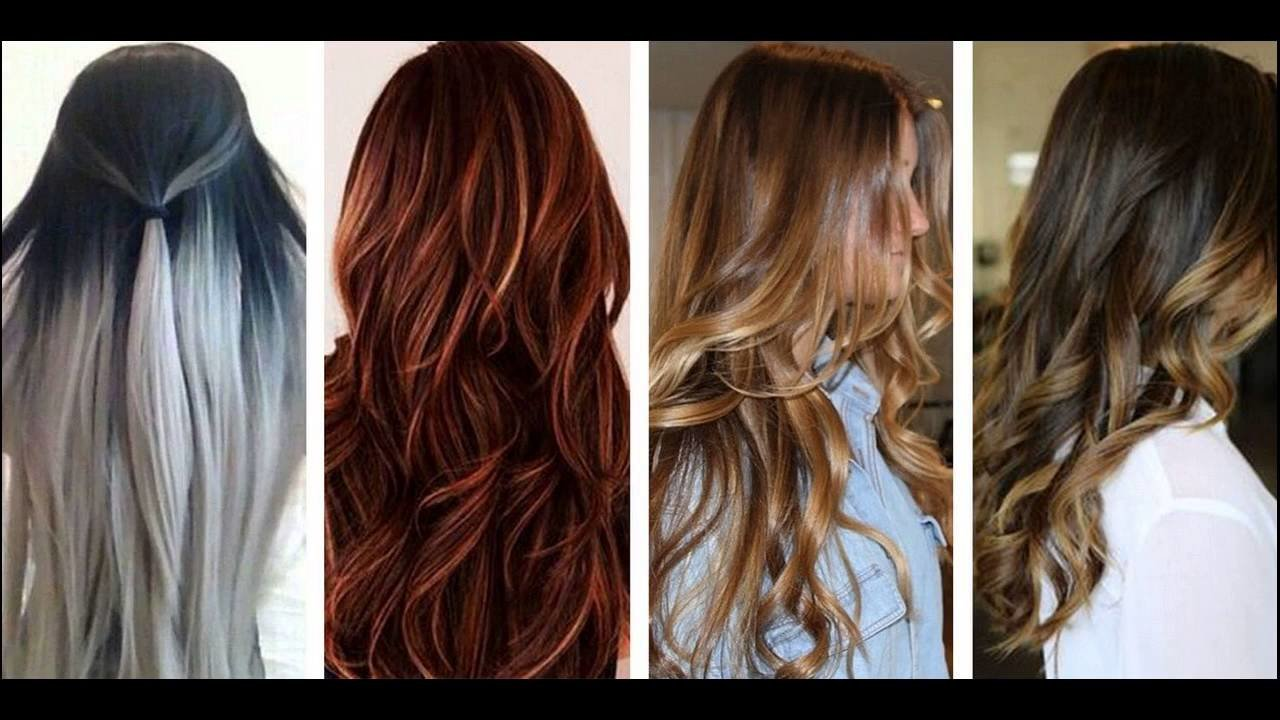 The Best Mocha Hair Color With Almond Highlights Suggested Brands Youtube Pictures
