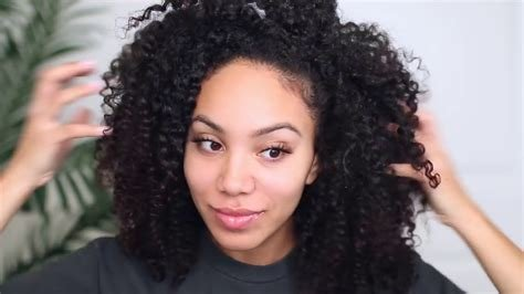 The Best Easy Cute Hairstyles For Medium Length Natural Curly Hair Pictures