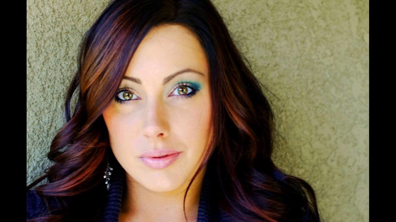 The Best Best Hair Color Ideas For Green Hazel Eyes Youtube Pictures