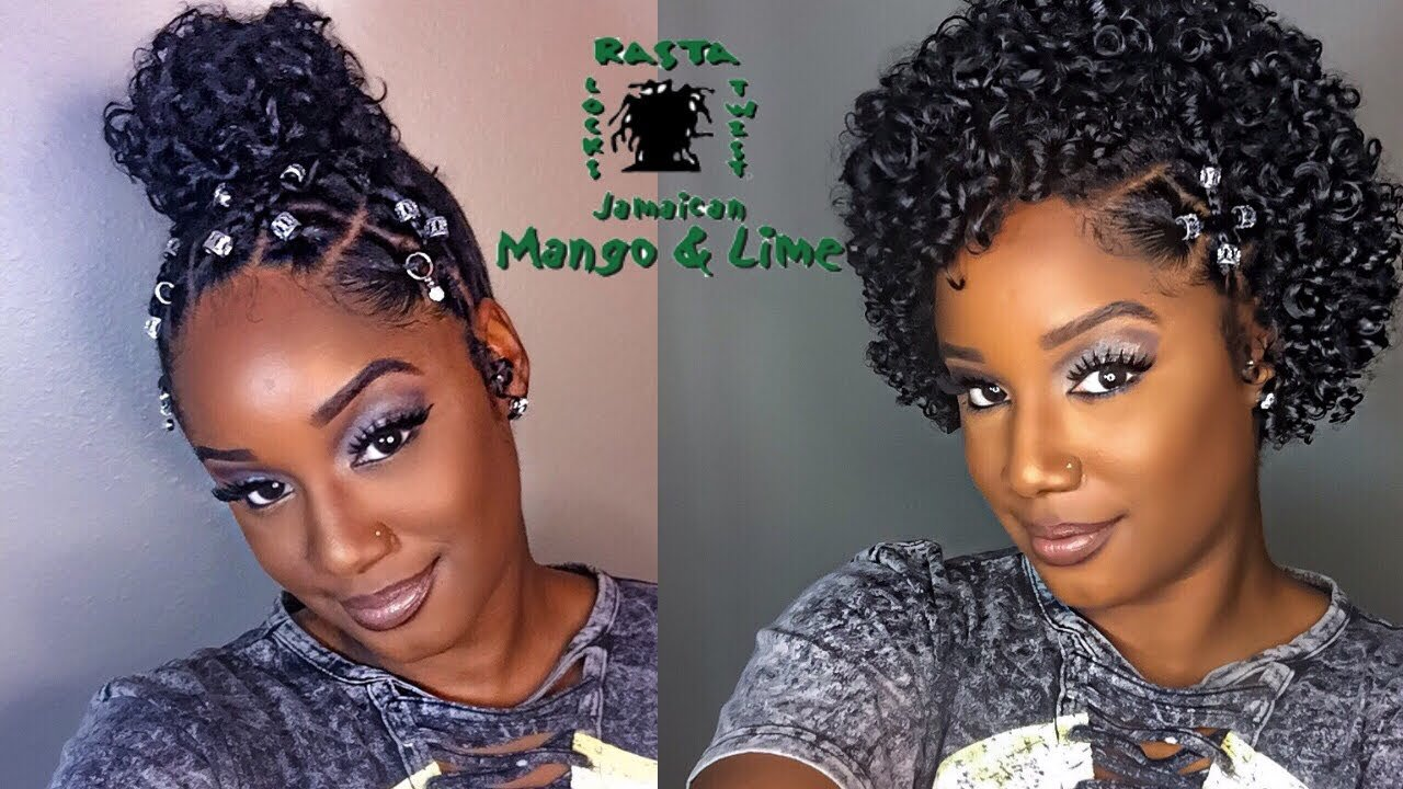 The Best Make Your Basic Natural Hairstyles Lit Feat Jamaican Pictures