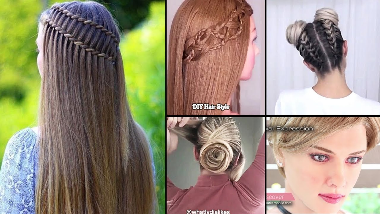 The Best Best 30 Diy Hairstyles You Can Do At Home Easy Pictures