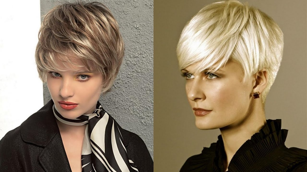 The Best 13 Cute Short Hairstyles With Bangs Youtube Pictures