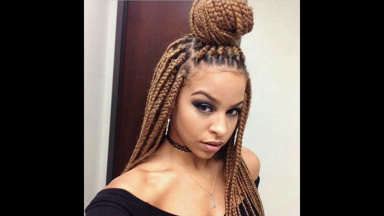 The Best 20 Braided Hairstyles For Medium Hair Black Women Pictures