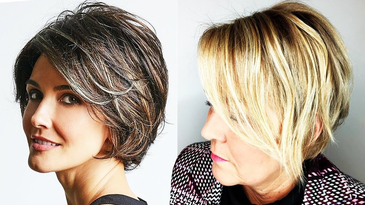 The Best Haircuts For Older Women 2018 2019 Haircuts And Pictures