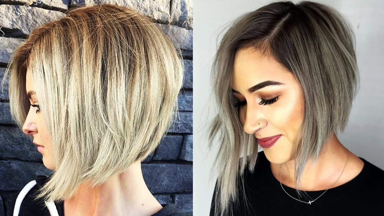 The Best Bob Hairstyle For Women 2018 2019 Vidal Sassoon Bob Pictures