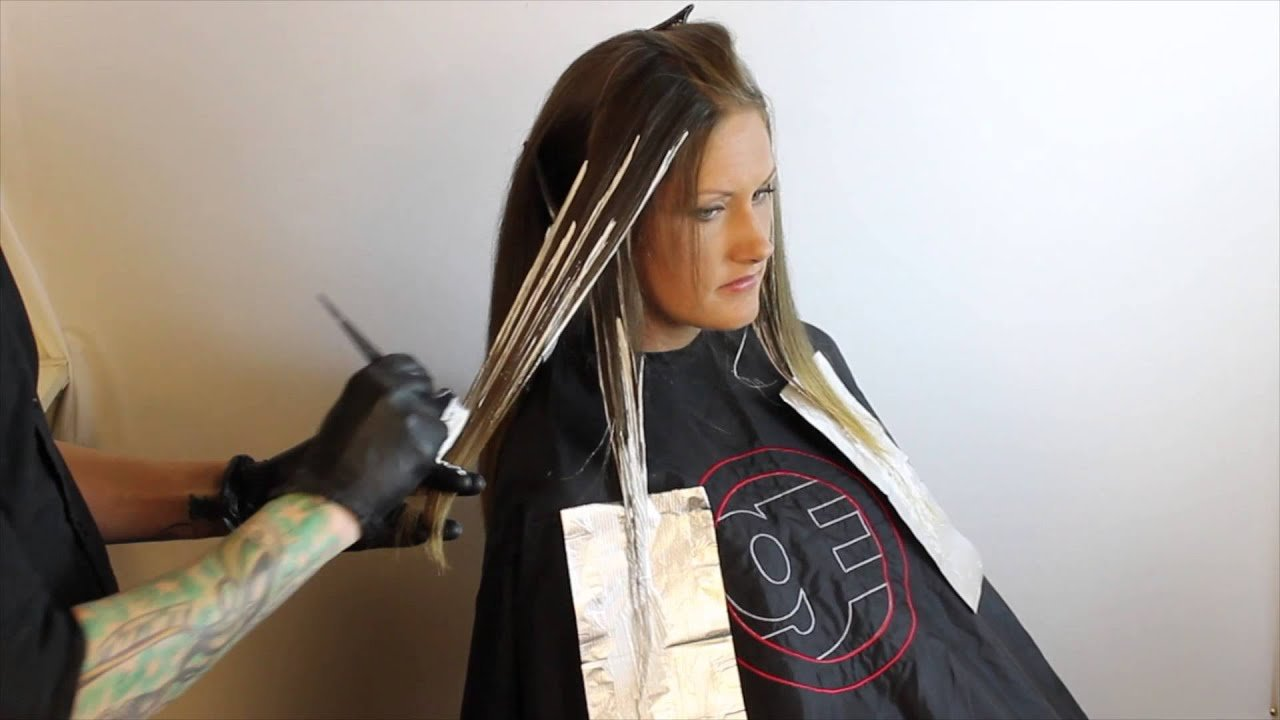 The Best Ombré How To Balayage Driven Ombré Technique Featuring Pictures