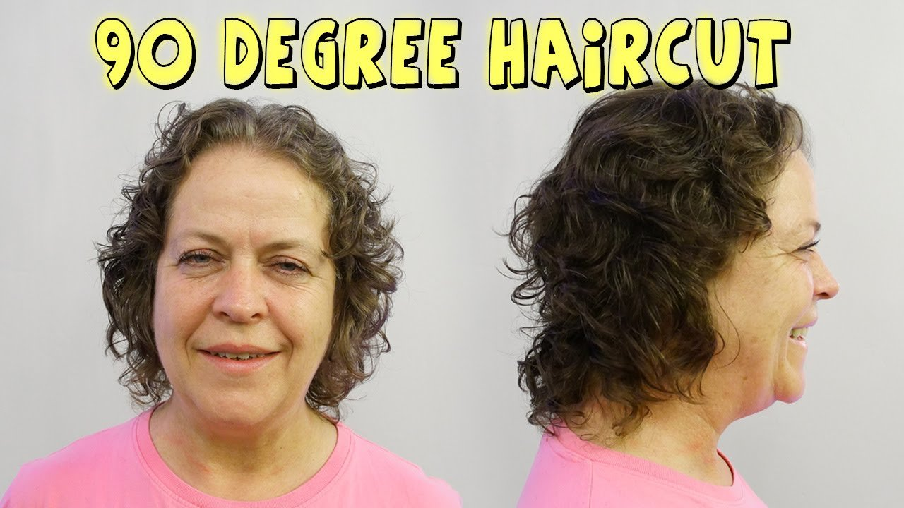The Best 90 Degree Haircut State Board Prep Youtube Pictures