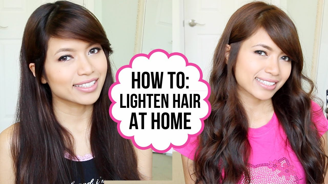 The Best How To Dye Hair From Black To Brown Coloring Tips Pictures