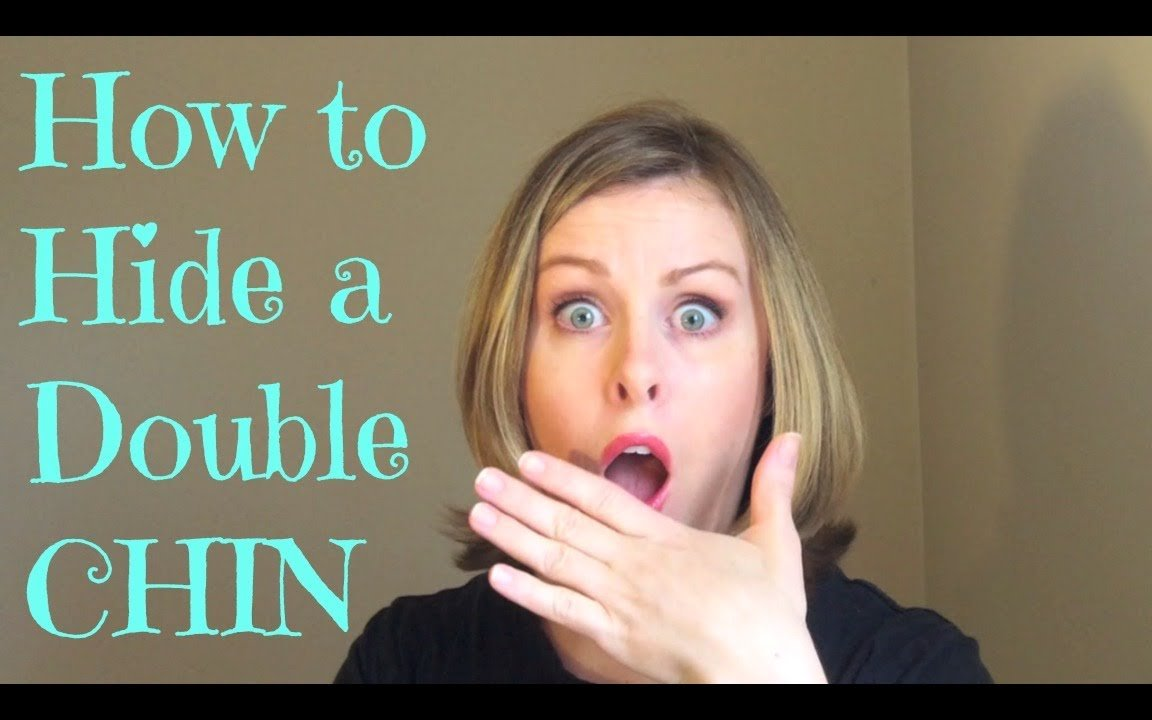 The Best How To Hide A Double Chin Youtube Pictures