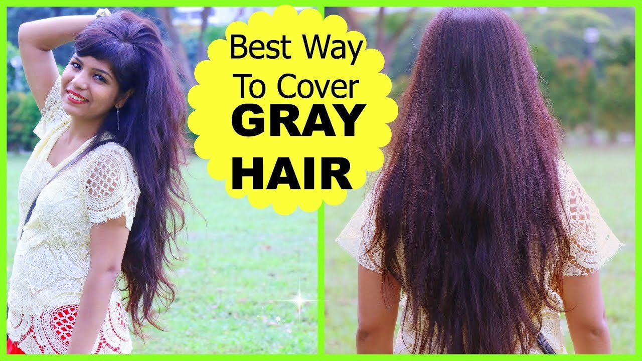 The Best Best Way To Cover Gray Hair How To Mix Henna Mehendi For Pictures