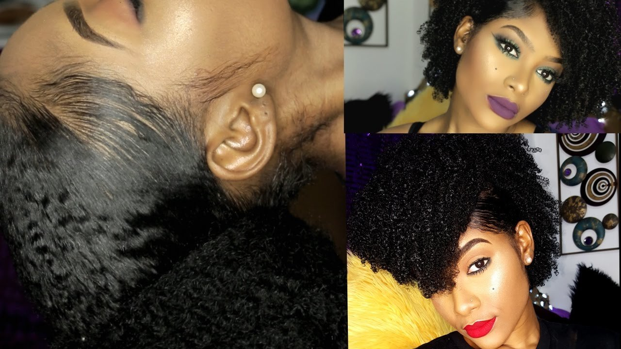 The Best Easy Natural Hairstyles For Black Women Detail Tutorial Pictures