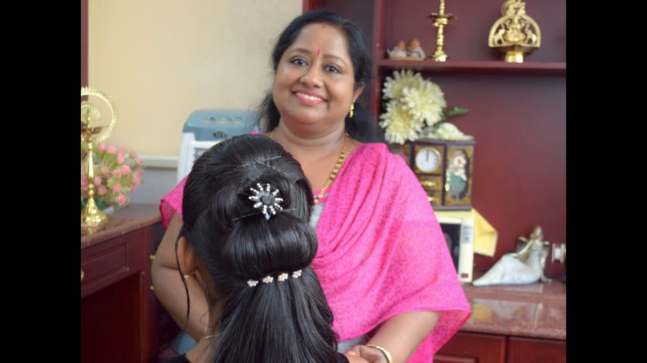 The Best Easy Reception Party Hairstyle Full Youtube Pictures