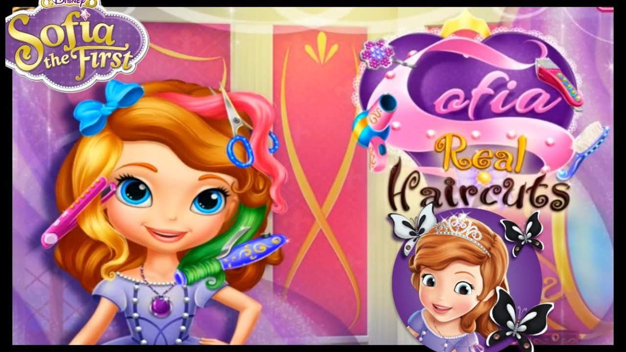 The Best Sofia The First Real Haircut Cute Hairstyle Games For Pictures