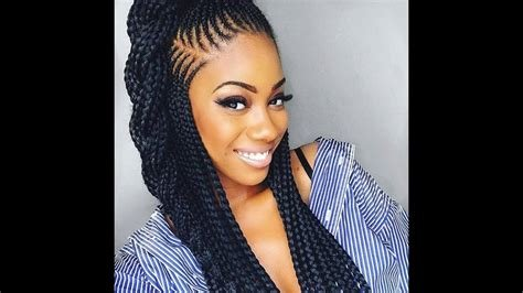 The Best 2018 Braided Hairstyles Get Ideas Of Latest Braided Pictures