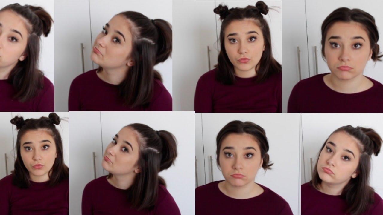 The Best Cute Tumblr Inspired Hair Styles Short Hair Youtube Pictures