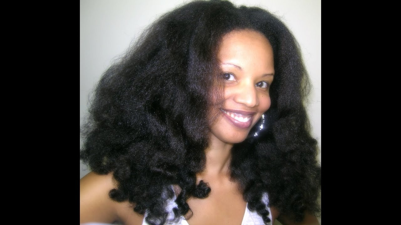 The Best Natural Hair Blowout Styles Band Twists And Curl Youtube Pictures